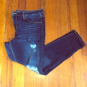 Mossimo Mid rise Jegging size 16/33R